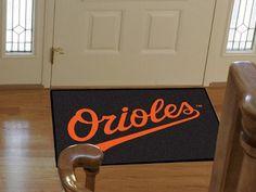 "MLB - Baltimore Orioles All-Star Mat 33.75""x42.5"""