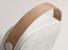 Helsinki - A new exclusive wireless loudspeaker from Vifa. Color: Dusty Rose