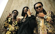 All of the jokes about Migos being better than the Beatles are, in fact, dead serious.