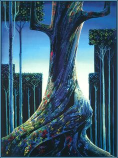 Medieval Forest - Eyvind Earle