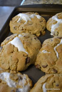 Smore Cookies .....