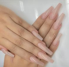 Acrylic Sculpted Full Set with 1 coat of Presto-Arco from - Nails● - Nageldesign Xmas Nail Designs, Acrylic Nail Designs, Latest Nail Designs, Royal Blue Nails Designs, Clear Nail Designs, Aycrlic Nails, Xmas Nails, Glitter Nails, Clear Gel Nails