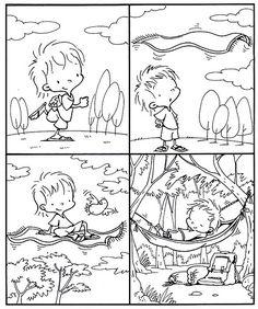 Secuencias temporales de cuentos infantiles - Imagui Spanish Classroom Activities, Preschool Education, Writing Activities, Writing Skills, Sequencing Worksheets, Story Sequencing, Sequencing Pictures, Writing Pictures, Sequence Of Events