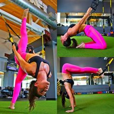 Trx advanced yoga