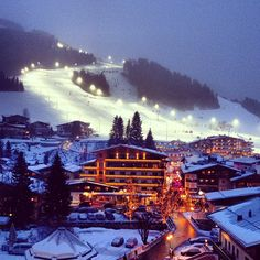 Hotel Alpine Palace *****