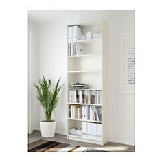 Narrow shelves help you use small wall spaces effectively by accommodating small items in a minimum of space. Adjustable shelves can be arranged according to your needs. Surface made from natural wood veneer.