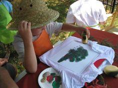 Dinosaur party craft