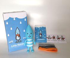 "Image of Little Raindrop 4"""