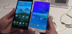 Samsung GALAXY Note 4 vs. Samsung GALAXY Note 3  #samsung #samsunggalaxynote4 #galaxynote4 #samsunggalaxynote3 #galaxynote3