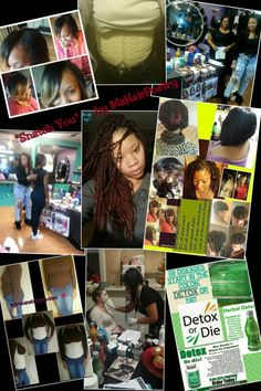 Get a total Snatched Experience Hair, Skin, Waists, Health, Wealth and more! MzHairPoetry she does that!