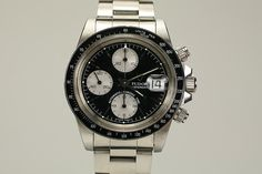 watches | 1970 Tudor OysterDate Chrono-Time Watch 79160 For Sale - Mens Vintage ...