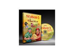 Spievankovo 5. DVD - Mária Podhradská a Richard Čanaky - SPIEVANKOVO 5 - udajne najlepsie zo vsetkych, ktore doteraz urobili