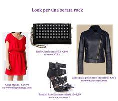 Look per una serata rock http://www.myfavouriteshopping.com/blog/personal-shopper/