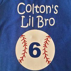 Baseball Onesie, Boy Onesie, Onesies, Baseball Stuff, Baseball Birthday, Great Birthday Gifts, Cute Shirts, Baby Shower Gifts, Boys