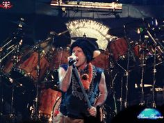 Fotoreportagem Iron Maiden e Raven Age - Meo Arena 11-07-2016 - World Of Metal