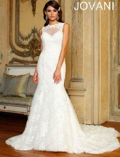 46 best Jovani Wedding Gowns images on Pinterest | Alon livne ...