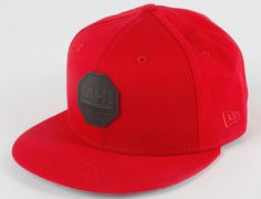 MHI Leather Patch 9Fifty Snapback Cap by MAHARISHI x NEW ERA 19c5a398238