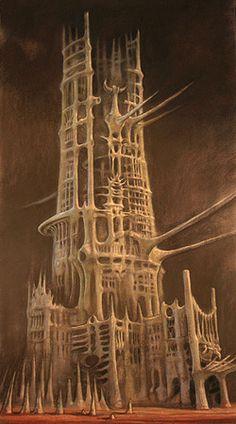 Marcin Kołpanowicz - Tower of bones