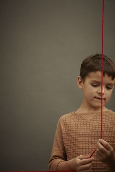 Little red string