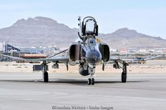 https://flic.kr/p/P2QF83 | McDonnell Douglas QF-4E Phantom II | Taxiing in at Nellis Air Force Base after an incredible performance during Aviation Nation 2016. Next month the F-4 Phantom will be retired from the US Air Force.  My Facebook: www.facebook.com/RadarImages/  My Website: www.radarphotography.com