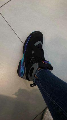 I finally got my jordan 8 retro aqua blue