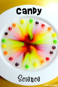 Are you a scientist at heart? Try this candy experiment and explore the physics behind.