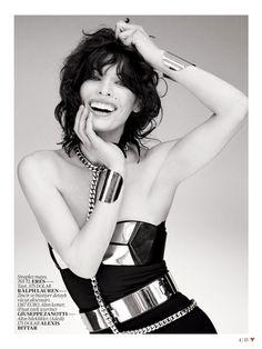 doğal afet: milla jovovich by sebastian faena for vogue turkey may 2013 | visual optimism; fashion editorials, shows, campaigns & more!