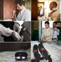 11 Must Have Getting Ready Shots You Need To Take | The #groom getting ready for his #wedding | Confetti.co.uk