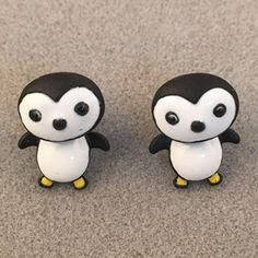 Pair of Cute Penguin Shape Stud Earrings For Women-2.80 and Free Shipping| GearBest.com