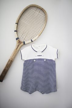 #baby #babyoutfit Baby Outfits, Newborns, Tennis Racket, Kid, Bebe, Newborn Babies, Babys, New Babies, Toddlers