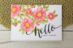 Spring Blooms - WPlus9 Design Studio, LLC