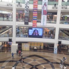 A shopping mall in malad - Infinity