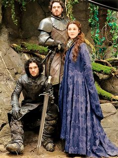 Game of Thrones, The Starks.