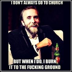 A Word from Varg Vikernes (Parody)