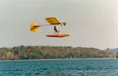 Woodhopper ultralight aircraft pictures, Woodhopper experimental aircraft images, Woodhopper light sport aircraft photographs, Light Sport Aircraft Pilot newsmagazine aircraft directory - 1