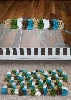 como-hacer-una-alfombra-de-pompones-de-lana.jpg 236×331 пикс