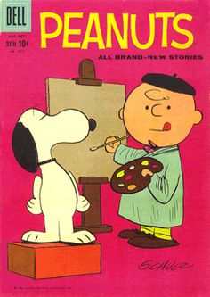 Charlie Brown the artist