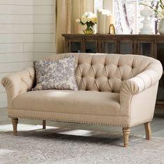 Birch Lane Fairchild Slipcovered Sofa & Reviews | Birch Lane