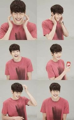 Kim Woo Bin is so cute and adorable and incredibly hot. I love him and he's awesome in Heirs. I want him.
