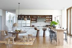 this kitchen by Kelly Behun is definitely one of my all-time faves