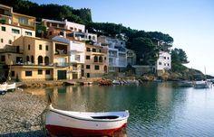 Sa Tuna in Begur, Costa Brava, Girona province, Catalonia.