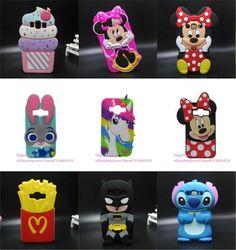 Phone case For Samsung Galaxy J1 J100 3D cartoon soft silicone cover For Samsung Galaxy Core Prime G360 G360H G360F [Affiliate]