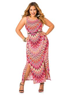 56def3dbda08 Shop plus size maxi dresses and jumpsuits in sizes 12 to Ashley Stewart has  the prettiest maxi dresses around!