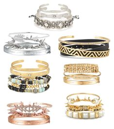 Definitely love fashion cuffs and would like some in gold, black, & silver. Stella And Dot Bracelet, Stella And Dot Jewelry, Jewelry Trends, Jewelry Accessories, Jewelry Design, Stella Dot, Accessorize Shoes, Baubles And Beads, Arm Party