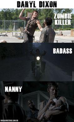 Daryl Dixon, The Walking Dead