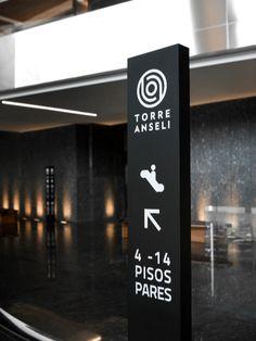 Torre Anseli Signage Design, Environmental Design, Punta Cana, Zulu, Pictogram, Experiential, Pos, Planer, Designer