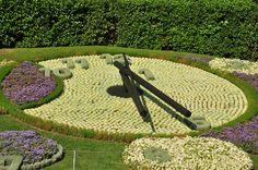 Reloj de las Flores Ginebra, Suiza www.turismoeuropeo.es