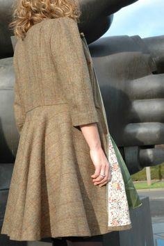 Tweed + Lining