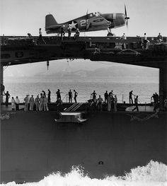 USS Yorktown, 1943