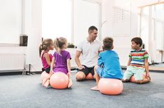 Universal Design for Learning (UDL) is an approach to teaching that uses a specific set of principals for curriculum development that provides all student Yoga For Kids, Exercise For Kids, Exercise Balls, Physical Activities, Physical Education, Therapy Activities, Teaching Credential, Stability Ball Exercises, Motor Planning